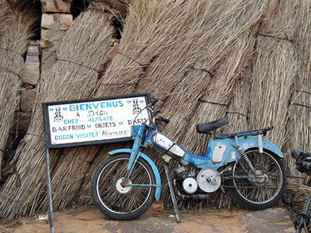 bike in Mali screenshot