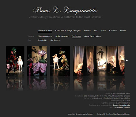 electralabrianidou.com galleries screenshot